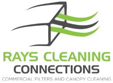 Rays Cleaning Connections Logo